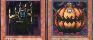 闇晦ましの城, 遊戯王, ゴースト王-パンプキング- 【遊戯王】闇晦ましの城やゴースト王パンプキングというカード。