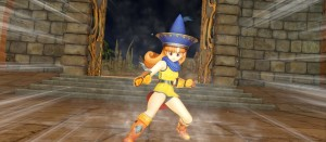 アリーナ, DQ DQアリーナのキャラクターデザインは結構好き。CV:しょこたんってやっぱ慣れないな…。
