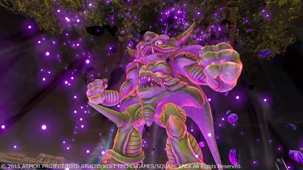 ドラゴンクエストヒーローズ 魔剣士ピサロ デスピサロ