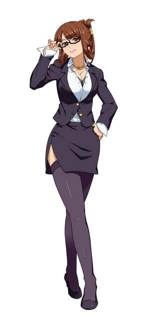 蜂須賀彩夏教師