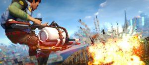 Sunset Overdrive サンセットオーバードライブ 登場武器の実写映像が見れる特設サイトが公開!