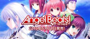 エンジェルビーツ ゲーム版「Angel Beats! 1st beat」 Liaさんが歌うオープニングムービーが公開!