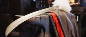 今度の鍛治職人の作品は「鉄砕牙」!犬夜叉の愛刀が現実世界に出現!