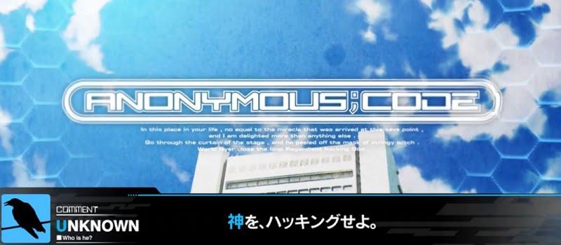 アノニマス・コード(ANONYMOUS;CODE)