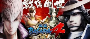 PS4とPS3向けに「戦国BASARA4 皇」 2015年夏に発売決定!新キャラも登場!
