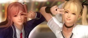 ほのか DOA5 DOA5 LR ブルマ体操服姿のほのかを使用した対戦動画が公開中!