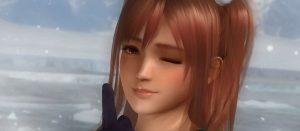 """ほのか DOA5 デッドオアアライブ5 ラストラウンド """"ほのか""""を使用した対戦動画が初公開!別衣装のスクショも公開!"""