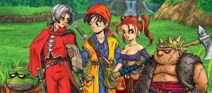 DQVIII DQ 3DSDQ8 初回特典は「いにしえのロトの剣」!パッケージデザインも公開!