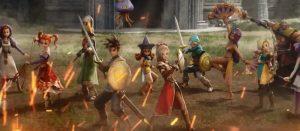 ドラゴンクエストヒーローズ 今までの全てが詰まったプロモーションビデオ第3弾が公開!追加DLCは無料で提供!