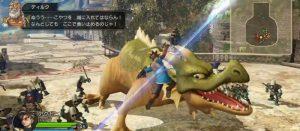 ドラゴンクエストヒーローズ 公式によるPS4版とPS3版の機種別プレイ動画が公開中!