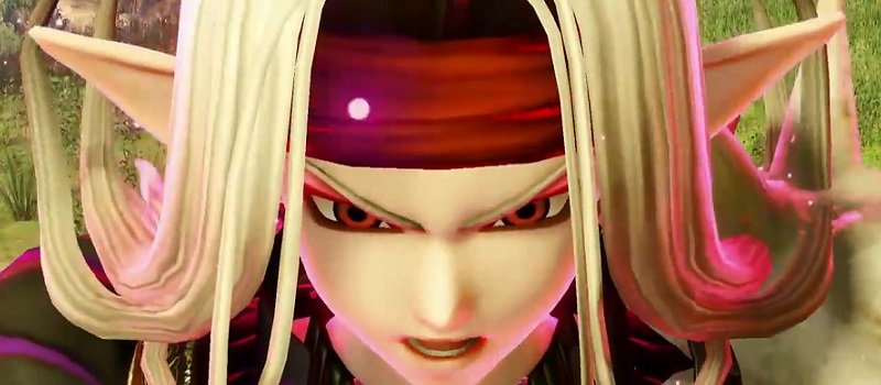 ドラゴンクエストヒーローズ DLC第2弾 魔剣士ピサロ