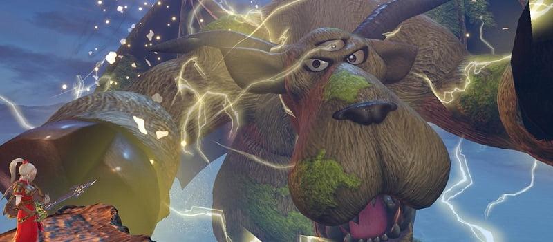 ドラゴンクエストヒーローズ DLC第4弾 ブオーン