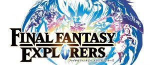 ファイナルファンタジーエクスプローラーズ 引継ぎ可能が先行無料版が2014年11月14日より配信決定!