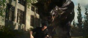 FF15, FF FF15 洞窟内ダンジョンのプレイ動画や、モンスターの生態にスポットを当てた映像が公開!