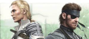 PS3「MGS4」&3DS「MGS3」のダウンロード版の配信が決定!配信はいずれも年内へ