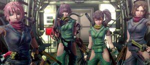 お姉チャンバラZ2 ちょっと変わった忍者衣装が配信決定!DLC第3弾は11月18日より配信!