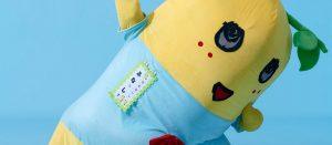 ふなっしー ふなっしーの横スクロールアクション「梨汁アクション!ふなっしーの愉快なおはなっしー」発売決定!