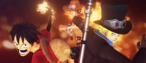 ルフィ×エース×サボ ワンピース 海賊無双3のプロモーションビデオ第4弾が公開!