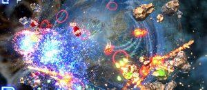 PS4版「STAR STRIKE ULTRA」が配信決定!高画質&2種類のモードを追加して登場!