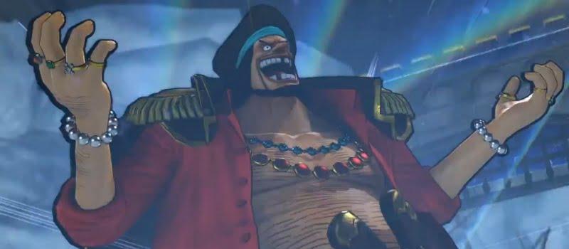 ワンピース 海賊無双3 黒ひげ