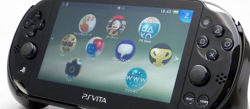 PSVITA2000用 L2/R2ボタン 搭載グリップカバー