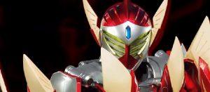 本編戦闘シーンも含んだ「仮面ライダー斬月/仮面ライダーバロン」 DX禁断のリンゴロックシードのプロモ動画が公開!
