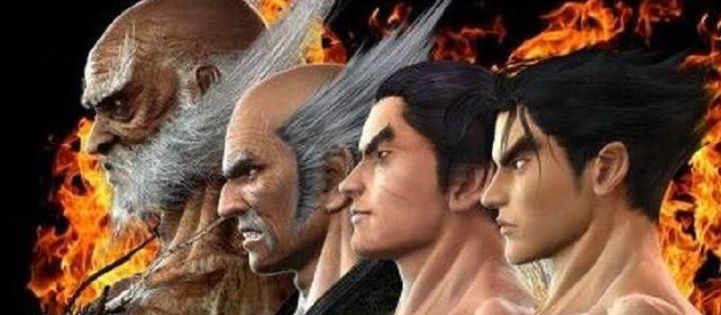 鉄拳 Kazuyas Revenge