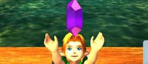 ゼルダの伝説 ムジュラの仮面 3D 町の射的場をプレイする実況プレイ動画が公開!