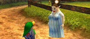 ゼルダの伝説 ムジュラの仮面, ゼルダの伝説 ゼルダの伝説 ムジュラの仮面 3D 10秒ぴったりを狙え!ポストマン編の実況動画が公開!
