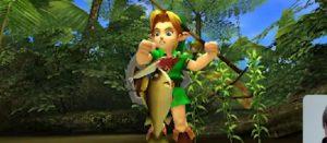 ゼルダの伝説 ムジュラの仮面 3D 追加要素「釣り堀」やリンクのアクションのプレイ動画が公開!